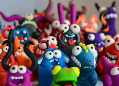 clay creations for kids - Google Search