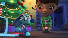 Doc McStuffins - A Very McStuffins Christmas - Part 1