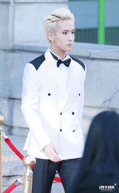 150122 Wonsik @Seoul Music Award