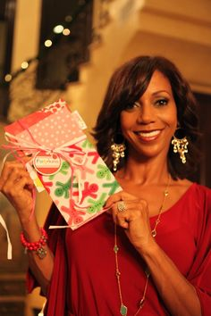 "holly sugar santa ana | Holly Robinson Peete: ""My Kids Are So Excited About Christmas"""