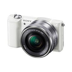 Sony Alpha 5000 Kit 16-50mm Systemkamera