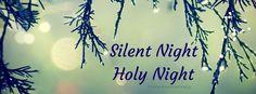 Silent night, holy night facebook cover embeddedfaith.org