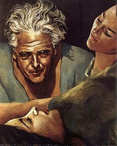 Picabia, Francis  - Self-Portrait