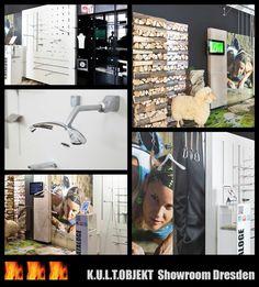 Kultobjekt Dresden Loft - Showroom  Großenhainer Str. 101B 01127 Dresden www.kultobjekt.info
