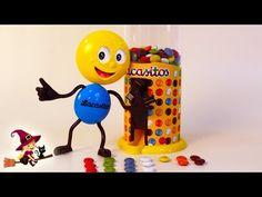 Horas del reloj para niños - Aprender las horas - Vídeos educativos para niños - YouTube