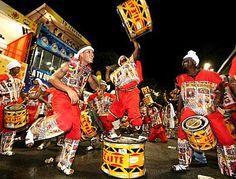 Musica africana de Brasil - Salvador da Bahia