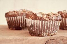 Healthy Snacks, Healthy Eating, Galette, Creme, Breakfast, Matins, Food, Honey, Sugar Free Muffins