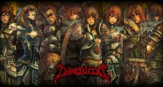 Outspark has released the first two official gameplay trailers for its forthcoming high-speed, side-scrolling, hack 'n slash arcade brawler Dark Blood. The free-to-play title features four classes – warrior, knight, hunter and mage. The videos depict part of its Combat Training series showcasing the game's classes, subclasses, bosses and dungeons. The art reminds me a bit of Diablo, though the visuals can definitely use a bit of polish