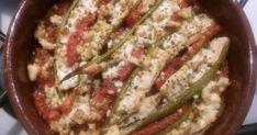 Εξαιρετική συνταγή για Πιπεριές κέρατο με φέτα στο φούρνο. Απλό αλλά ωραιότατο ορεκτικό (και συνοδευτικό)