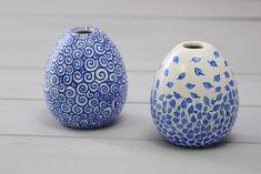 2 Ways to Decorate Bud Vases #ceramics #diy #sharpie #paint #vase #craft