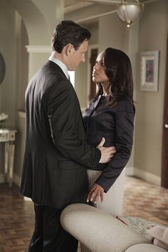 Scandal • Fitz & Olivia