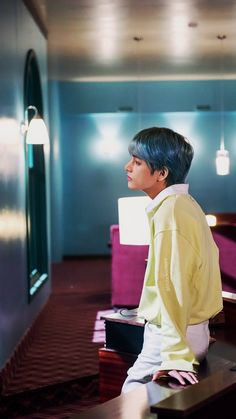"""BTS Japanese Album Lights MV Behind V/ Kim Taehyung/ Tae lockscreens/ wallpapers"""