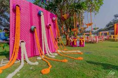 An Elegant Delhi Wedding With Loads Of Laughter And An Adorable Love Story Indian Wedding Theme, Desi Wedding Decor, Marriage Decoration, Indian Wedding Planning, Wedding Stage Decorations, Wedding Mandap, Wedding Planning Websites, Mehendi Decor Ideas, Mehndi Decor
