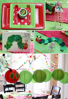 Pettingill Crew: {Miles' Very Hungry Caterpillar First Birthday Party} Like this.