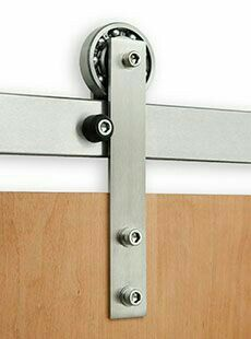 Barn doors today are becoming part of interior decoration in many houses because they are stylish. When building a barn door on your own, barn door hardware kit Sliding Barn Door Hardware, Diy Barn Door, Sliding Doors, The Doors, Wood Doors, Front Doors, Metal Furniture, Diy Furniture, Interior Barn Doors