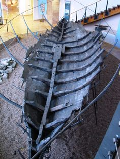 The Ma'agan Michael Ship is a 5th-century BC merchantman discovered off the coast of Ma'agan Michael, Israel, in 1985.