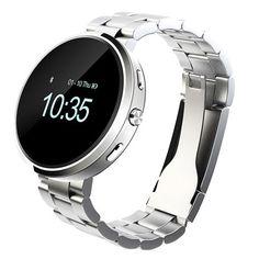 Reloj smartwatch  Ora Sphera silver #running #correr #sport Visita http://www.correr.es/tienda/reloj-smartwatch-ora-sphera-silver/