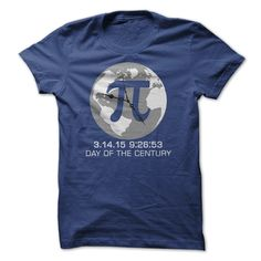 The Pi Day Of The  CenturyThe Pi day of the century is coming up! March 14th, 2015 at 9:26:53 Once-In-A-Century Thrill For Math Geeks! Get Yours NOWPi day, Pi in the Face