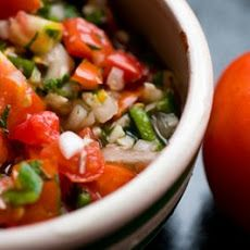 """Pico de gallo, you oughta give it a try-o Even if you're from Ohio, it'll get you by-o. Don't get it in your eye-o unless you want to cry-o So come on, don't be shy-o, eat some pico de gallo! From """"Pico de Gallo"""" by Trout Fishing in America. Mexican Dishes, Mexican Food Recipes, Whole Food Recipes, Healthy Recipes, Spanish Recipes, Delicious Recipes, Carnitas, Quesadillas, Enchiladas"""