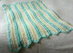 Make the Marvelous Mile a Minute Afghan Pattern if you're looking for fast and easy crochet afghan   AllFreeCrochetAfghanPatterns.com