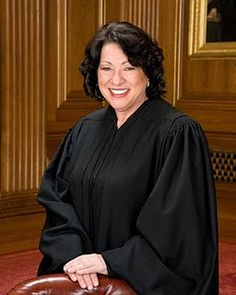 Justice Sonia Sotomayor: First Latina to Sit on the US Supreme Court