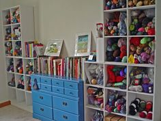 this is likely what my yarn storage will end up looking like .... I've got too much yarn for my current baskets