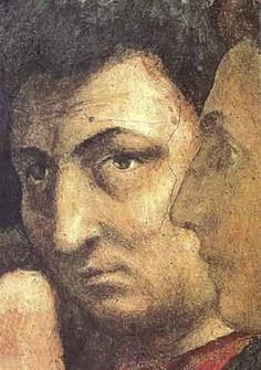 Masaccio Self Portrait - Masaccio – Wikipédia, a enciclopédia livre