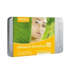 """Urlaubsbox - Kurzurlaub """"Wellness & Aktiv"""" für 2 Personen bei ideas in boxes"""