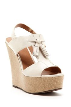 Calvin Klein Brynne Wedge Sandal by Non Specific on @HauteLook