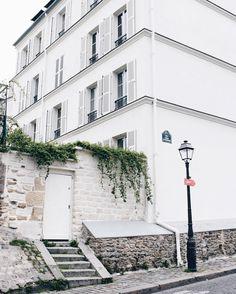 Montmarte // Paris #paris #montmarte