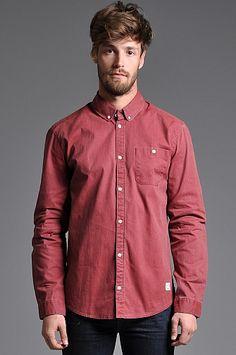 Suit Janus Shirt Burgundy