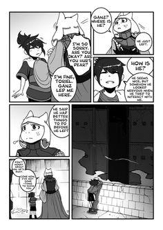 GZtale  Bloodshed  chapter 1 - pg21 by GolzyBlazey.deviantart.com on @DeviantArt