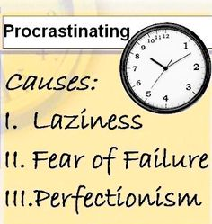 How to Stop Procrastinating and Indecision - Just Do It, Now