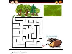 53 vorschule abs - labyrinthe-ideen   vorschule, rätsel