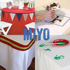 Merveilleux So Many Make It Your Own Possibilities With #tablevogue! And, Because We  Only Use Only The Best Quality Fabric From @MillikenandCo, You Can Wash And  #MIYO ...