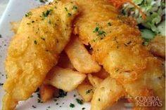 Receita de Filé de peixe empanado em receitas de peixes, veja essa e outras receitas aqui!