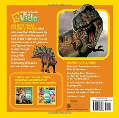 National Geographic Little Kids First Big Book of Dinosaurs (National Geographic Little Kids First B