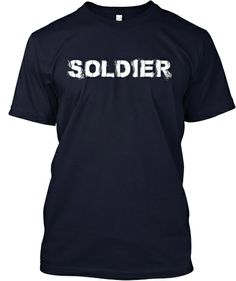 Why do they call you Soldier?