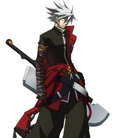 Ragna the Bloodedge, Normal