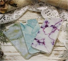 marble cell phone cases by Catherine Cole Studio