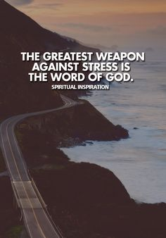 The Greatest Weapon Against Stress Is The Word Of God. 7 Great Bible Verses for Stress 2 Samuel Exodus Psalm Philippians Psalms Deut. Bible Verses About Stress, Great Bible Verses, Scriptures, Philippians 4 6 7, Deuteronomy 31, Just In Case, Just For You, Bible Commentary, Soli Deo Gloria