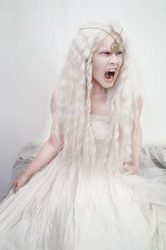 Photographer/Makeup/Model: Kika Macabre