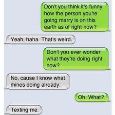 cute...I want cute things said like this to me.