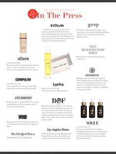 Beautycounter in the Press!