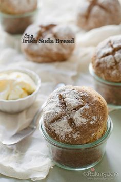 Easy Irish Soda Bread from Bakingdom