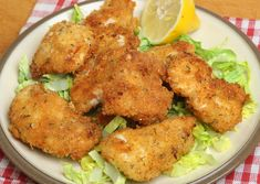 This oven baked breaded chicken is so very easy to prepare and will disappear! This oven baked breaded chicken is so very easy to prepare and will disappear! This oven baked breaded chicken is so very easy to prepare and will disappear! Oven Baked Breaded Chicken, Best Baked Chicken Recipe, Baked Chicken Nuggets, Parmesan Crusted Chicken, Chicken Bites, Diced Chicken, Easy Sesame Chicken, Coconut Chicken, Keto Chicken