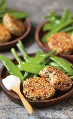 Lentil croquettes with mustard - Quick Healthy Breakfast, Good Healthy Recipes, Healthy Meal Prep, Diet Recipes, Snack Recipes, Quick Snacks, Healthy Snacks, Diet Snacks, Smoking Recipes