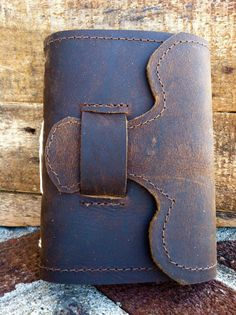 Roma Traveller Rugged Leather Journal For the wandering nomad or gypsy traveler.