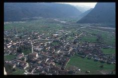 Fonzaso, Italy.  Birthplace of Antonio Pezze and his wife Anna Zucco