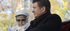 The Greatest Eulogy of All Time For A Broadway Legend: Elaine Stritch (as Colleen Donaghy, depicted here with Alec Baldwin as Jack Donaghy in 30 Rock)
